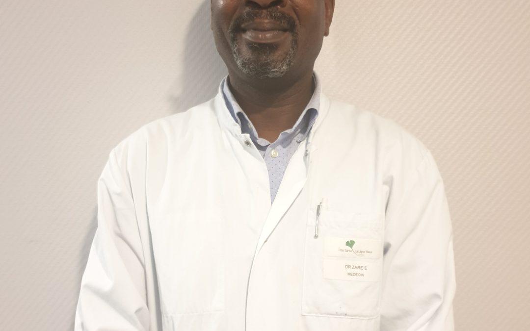 Dr Zaré Eric
